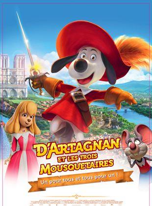 D'Artagnan et les trois Mousquetaires streaming