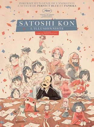 Bande-annonce Satoshi Kon, l'illusionniste