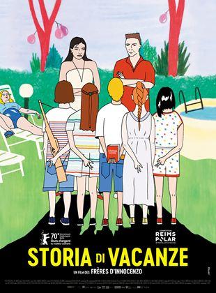 voir Storia di vacanze streaming