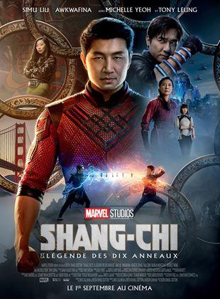 Shang-Chi et la Légende des Dix Anneaux streaming