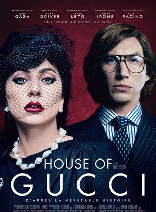 Bande-annonce House of Gucci
