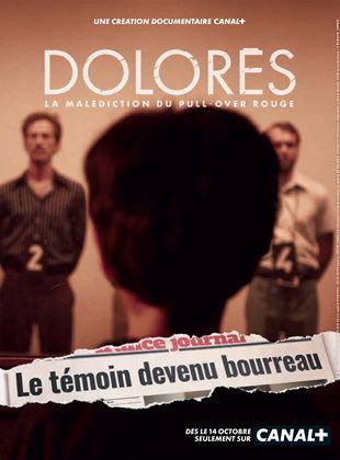 Dolores, la malédiction du pull-over rouge