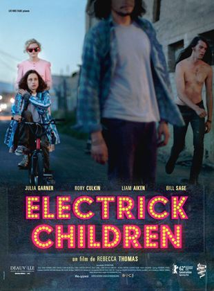 Bande-annonce Electrick Children