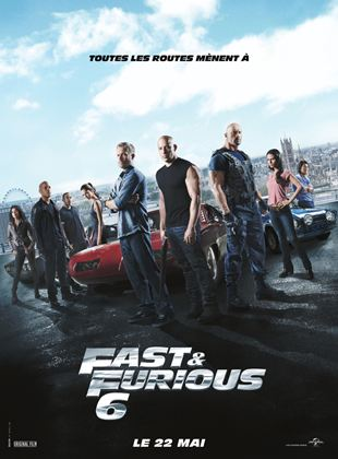 Bande-annonce Fast & Furious 6