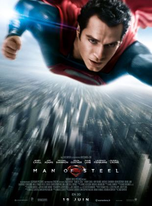 Bande-annonce Man of Steel