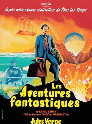 Bande-annonce Les Aventures fantastiques