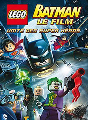 Bande-annonce LEGO Batman : le film - Unité des supers héros DC Comics