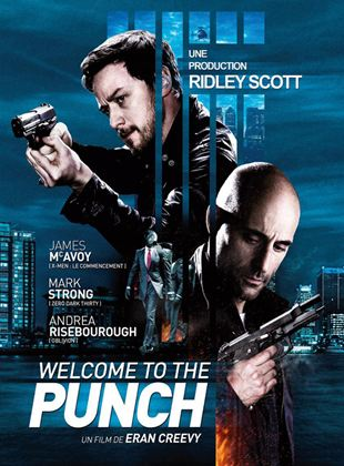 Bande-annonce Welcome to the Punch