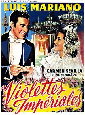 Violettes impériales VOD