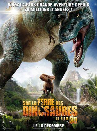 Bande-annonce Sur la terre des dinosaures, le film 3D