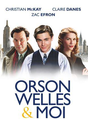 Bande-annonce Orson Welles & moi