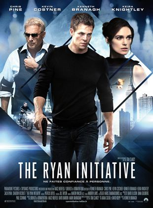 Bande-annonce The Ryan Initiative