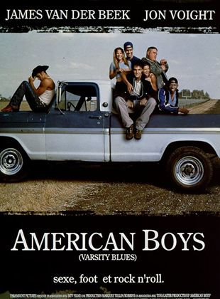 Bande-annonce American boys