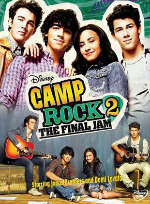 Bande-annonce Camp Rock 2