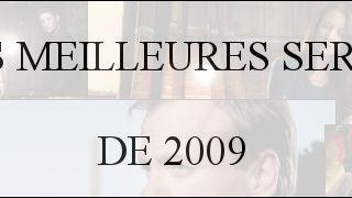 Les meilleures séries de l'année 2009