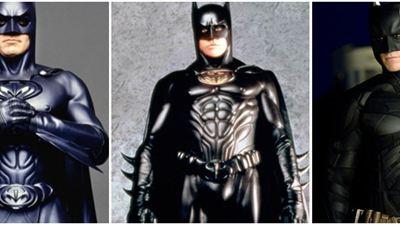 Batman : redécouvrez tous les costumes du Chevalier Noir !