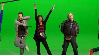 Le tournage de Fast & Furious 7 (presque) comme si vous y étiez