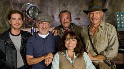 Indiana Jones 4 : soucoupes volantes, fourmis atomiques... comment aurait pu s'appeler Le Royaume du Crâne de Cristal ?