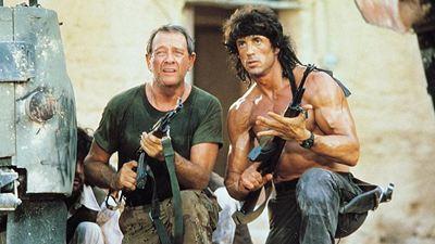 Rambo 3 sur C8 : pourquoi Stallone a renvoyé le réalisateur d'Highlander du tournage