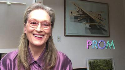 """The Prom sur Netflix : un film dont """"vous ressortirez optimiste"""" selon Meryl Streep"""