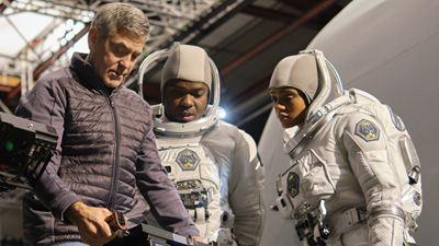 Minuit dans l'univers sur Netflix : 3 choses à savoir sur le tournage du film de George Clooney