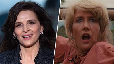 Jurassic Park sur TMC : quand Juliette Binoche dit non à Spielberg