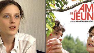 """""""Un amour  de jeunesse"""" : rencontre avec Mia Hansen-Løve [VIDEO]"""