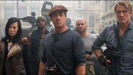 Box-office US : retour gagnant pour les Expendables !