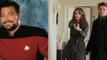 """Une figure emblématique de """"Star Trek"""" de retour dans """"Castle"""""""