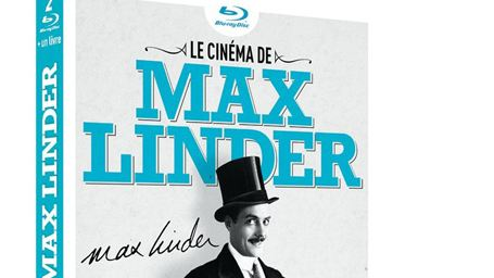 Max Linder en blu ray et DVD !