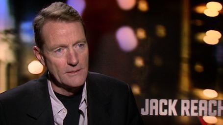 5 questions à Lee Child, le créateur de Jack Reacher !