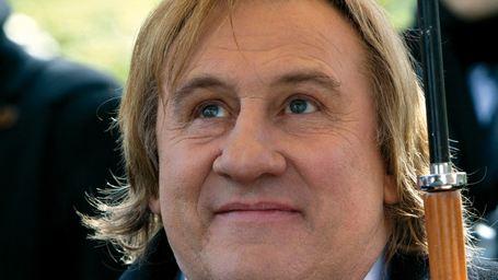 Deux projets en Tchétchénie pour Gérard Depardieu
