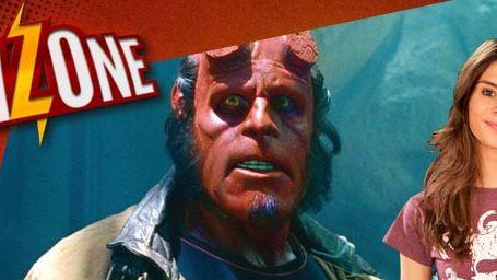 """FanZone : Ron Perlman est partant pour """"Hellboy 3"""" !"""