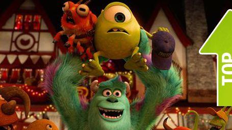 """Presse & spectateurs : """"Monstres Academy"""" est-il le meilleur film de la semaine ?"""