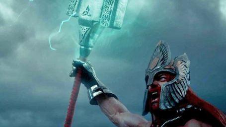 """Thor affronte le héros de """"Prison Break"""" dans la bande-annonce de """"Vikingdom"""""""