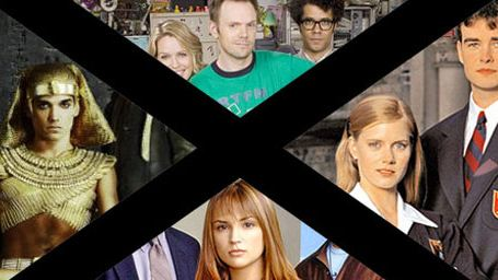 Annulées avant d'avoir été diffusées : 13 séries prometteuses que vous ne verrez jamais !