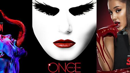 The Walking Dead, Once Upon a Time, Scream Queens : le plein d'affiches séries !