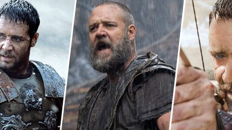 Russell Crowe VS the World !