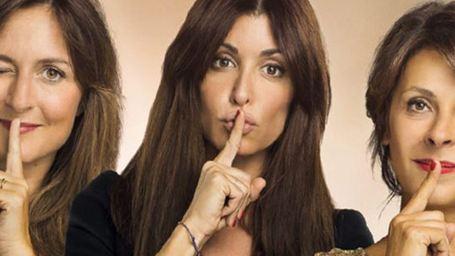Bande-annonce Faut pas lui dire : Jenifer et Camille Chamoux font des cachotteries par amitié