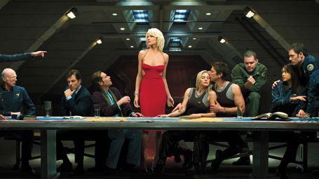 Battlestar Galactica : le casting s'est réuni