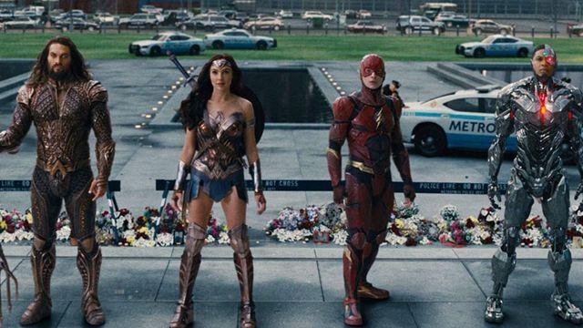Sorties cinéma : Justice League règne en maître sur les premières séances