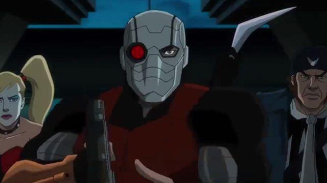 Suicide Squad : Harley Quinn et Deadshot alliés dans la bande-annonce du nouveau film d'animation DC