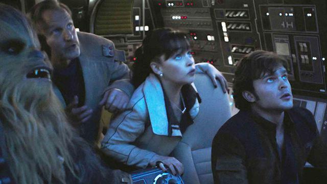 Solo : A Star Wars Story : George Lucas a fait une petite suggestion lors de sa venue sur le tournage