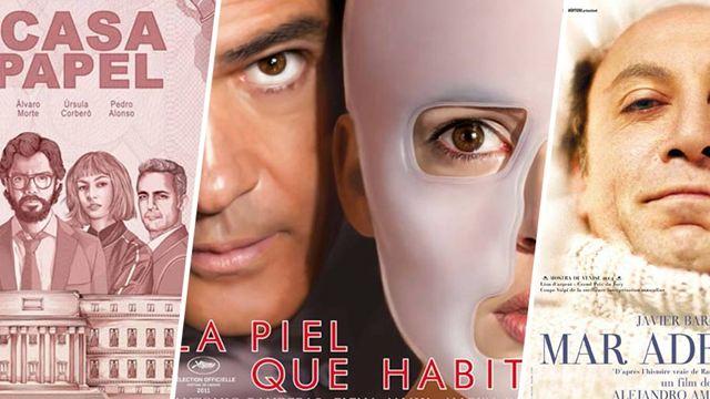 La Casa de Papel, La Piel que Habito, Mar adentro... Apprenez l'espagnol avec 20 films et séries