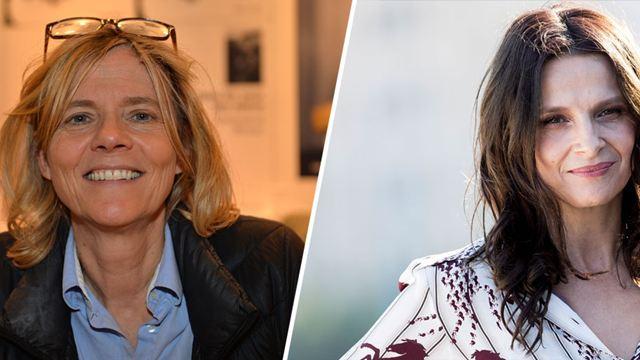 Juliette Binoche jouera Florence Aubenas dans l'adaptation du Quai de Ouistreham [EXCLU]