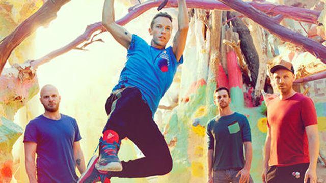 A Head Full of Dreams : le documentaire consacré à Coldplay disponible sur Amazon