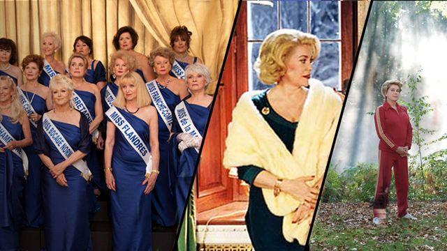 10 folies de Catherine Deneuve au cinéma !