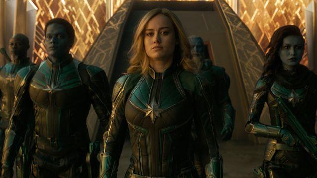 Sorties cinéma : Captain Marvel conquiert les premières séances