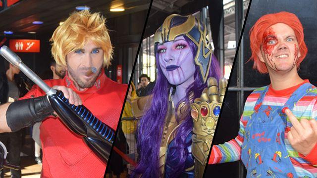 Les meilleurs cosplays et costumes du Comic-Con Paris 2019