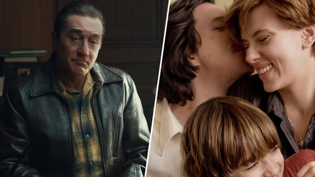 Nominations Golden Globes 2020 : Marriage Story, Tarantino et The Irishman en tête, Joker et Les Misérables en lice